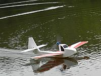 SlowBoat foamy seaplane with plans & video - RC Groups