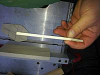 Name: New plate-side2.jpg Views: 110 Size: 64.3 KB Description: Another view of the trim job.
