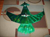 Name: S5002584.jpg Views: 125 Size: 96.5 KB Description: Romulan Valdore Class RC model Specs: Length: 105cms Wing length: 101cms Motor:2600KV Prop:8x6E ESC: 25Amp Battery: 2200mAh weight: 24onz