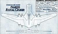 Name: blueprintnabooroyalcruiser.jpg Views: 311 Size: 129.7 KB Description: blueprint for naboo cruiser