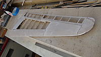 Name: DSC02904.jpg Views: 744 Size: 132.7 KB Description: The top of the left wing panel mostly skinned.