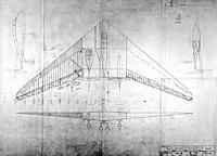 Name: ho_vii_plans.jpg Views: 276 Size: 200.7 KB Description: Horten VII drawings.