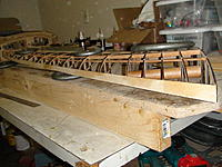 Name: DSC03162.jpg Views: 128 Size: 241.0 KB Description: The last part of the sub-leading edge glued in place.