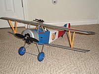Name: Nieuport.jpg Views: 126 Size: 98.0 KB Description: Electrifly Nieuport
