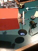 Name: big stik L. gear and motor mount and motor.jpg Views: 39 Size: 140.6 KB Description: