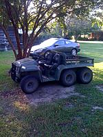 Name: cajun limo.jpg Views: 126 Size: 206.9 KB Description: this is what I haul my plane to the strip in....