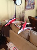 Name: jets.jpg Views: 199 Size: 5.5 KB Description: BAe Hawk and foam Stinger