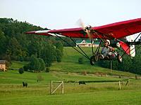 Name: '89 second flight over front field.jpg Views: 63 Size: 252.7 KB Description:
