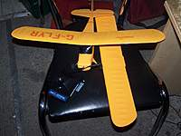 Name: 100_3509.jpg Views: 418 Size: 69.1 KB Description: champ charger, champ, champ wing and one 150 eflite authentic battery