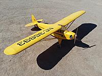 Name: 20210911_095959.jpg Views: 10 Size: 3.35 MB Description: Balsa USA 1/4 Scale Piper J-3 Cub