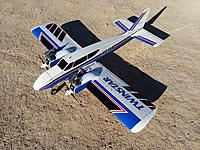 Name: 20210912_082456.jpg Views: 15 Size: 4.17 MB Description: Great Planes Twinstar with OS .40LA engines.