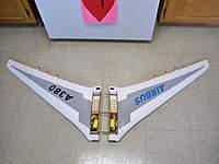Name: A380 More Parts 001.jpg Views: 480 Size: 62.0 KB Description: Wing halves and ESCs