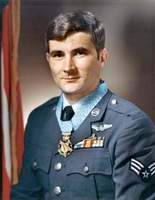 Name: Official Levitow.jpg Views: 199 Size: 9.4 KB Description: One of the six enlisted Medal of Honor Recipient, John Levitow
