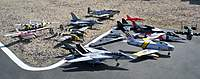 Name: Scale Masters 030.jpg Views: 281 Size: 87.8 KB Description: Some of the Banana Hobby aircraft at Scale Masters.