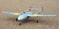 Name: HK Vampire 073.jpg Views: 328 Size: 298.1 KB Description: Durafly DH 100 Vampire 70mm EDF jet from Hobby King