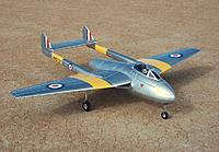 Name: HK Vampire 101.jpg Views: 327 Size: 176.0 KB Description: Durafly DH 100 Vampire 70mm EDF jet from Hobby King