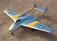 Name: HK Vampire 102.jpg Views: 1121 Size: 226.0 KB Description: Durafly DH 100 Vampire 70mm EDF jet from Hobby King