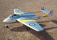 Name: HK Vampire 112.jpg Views: 342 Size: 240.3 KB Description: Durafly DH 100 Vampire 70mm EDF jet from Hobby King