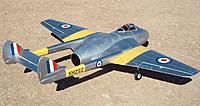 Name: HK Vampire 128.jpg Views: 386 Size: 249.8 KB Description: Durafly DH 100 Vampire 70mm EDF jet from Hobby King