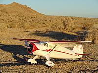 Name: Stinson Desert.jpg Views: 362 Size: 178.4 KB Description: Parkzone Stinson Reliant SR-10