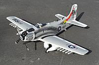 Name: Skyraider 1.jpg Views: 173 Size: 239.4 KB Description: Durafly 1100mm A-1 Skyraider