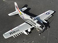 Name: Skyraider 3.jpg Views: 136 Size: 169.1 KB Description: Durafly 1100mm A-1 Skyraider