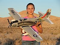 Name: Skyraider Sunset.jpg