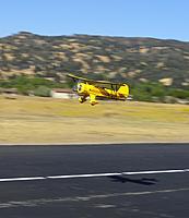Name: Right Waco.jpg Views: 323 Size: 94.3 KB Description: Dynam Waco in flight. Photo by Evelyn.
