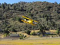 Name: Waco Away.jpg Views: 313 Size: 177.8 KB Description: Dynam Waco in flight. Photo by Evelyn.