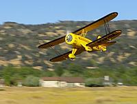 Name: Waco Pass.jpg Views: 442 Size: 204.1 KB Description: Dynam Waco in flight. Photo by Evelyn.