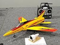 Name: AMA Expo 2013 086.jpg Views: 73 Size: 263.8 KB Description: Bret Becker's Micro BVM Electra