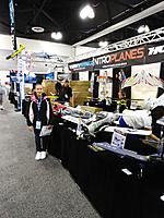 Name: AMA Expo 2013 089.jpg Views: 69 Size: 181.5 KB Description: Evelyn hanging out at the Nitroplanes booth.