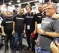 Name: AMA Expo 2013 151.jpg Views: 111 Size: 176.4 KB Description: Bruce Jenner with the RCPiroFlip Crew.
