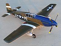 "Name: 16 Feb 2013 072.jpg Views: 163 Size: 220.9 KB Description: New FMS 1400mm P-51B ""Dallas Darling"""