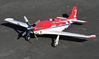 Name: DSC09387.jpg Views: 233 Size: 204.0 KB Description: RocHobby P-51 Strega Mustang.