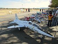 Name: IMG_1187.jpg Views: 186 Size: 242.2 KB Description: Corsair Nut's T-38 awaiting a flight.