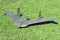 Name: IMG_2959 (2) (1280x861).jpg Views: 145 Size: 1.11 MB Description: Zeta Science Horten BV-38 Flying Wing.