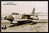 """Name: BAT_21.jpg Views: 391 Size: 330.3 KB Description: Douglas EB-66C """"BAT 21"""" Serial 54-0466"""