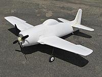 "Name: IMG_2451.jpg Views: 405 Size: 1,005.0 KB Description: FlightLineRC CNC Prototype F8F-1 Bearcat.(Codename ""Project Evelyn"") Photo taken on 27 Mar 2016"