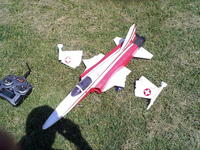 Name: 0819091256.jpg Views: 84 Size: 238.1 KB Description: Maiden Flight Disaster. Unfortunately, I had no Chalk.