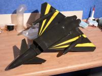 Name: Typhoon 3.jpg Views: 458 Size: 71.7 KB Description: fitted drop tanks for landing on