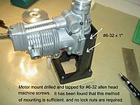 Name: PICT187-03 Motor mount drilled tapped.jpg