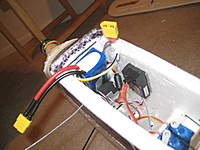 Name: IMG_3688.jpg Views: 117 Size: 70.9 KB Description: Battery moved forward as well.