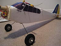 Name: IMG_3691.jpg Views: 106 Size: 52.1 KB Description: Tricicle landing gear removed.
