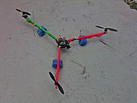 Name: pho4to.jpg Views: 220 Size: 192.7 KB Description: RCexplorer Tricopter