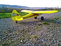 Name: Fun Cub, Goose Creek.jpg Views: 139 Size: 150.1 KB Description: Fun Cub in Blue ridge mountains