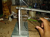 Name: IMG_0156.jpg Views: 94 Size: 119.3 KB Description: Make sure the wing tips are square when sanding.