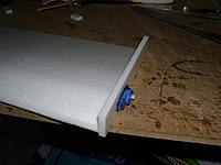 Name: IMG_0161.jpg Views: 90 Size: 112.3 KB Description: End plates glued on. Make sure both are perfectly level.