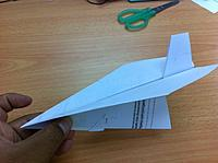 Name: Photo 7.jpg Views: 32 Size: 39.4 KB Description: It's very common for kids to cut a vertical stabilizer for these. Mostly it's because real planes have them rather than any consideration for performance.