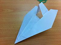 Name: Photo 8.jpg Views: 37 Size: 41.1 KB Description: But the vertical stabilizer is in fact an inverted V-tail in flight giving you an additional surface to trim.